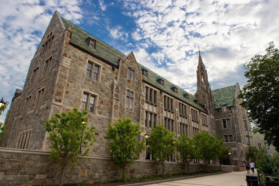 BC Creates Early Decision Admission for Class of '24, Replacing Early Action