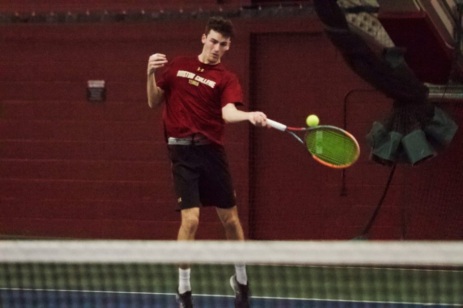 Men's Tennis Woes Continue, Eagles Fall to Miami