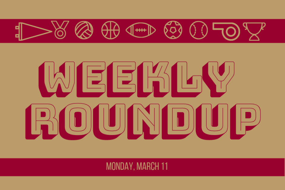 Weekly Roundup: Lacrosse Stays Perfect, Women's Hockey Falls Short in Hockey East Tournament Final
