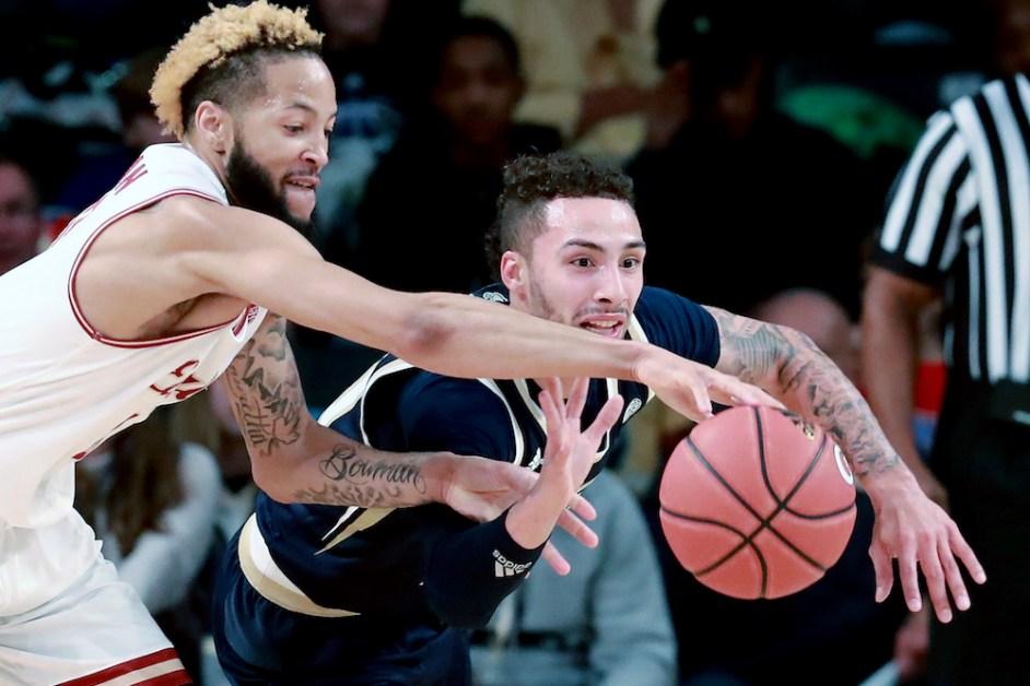 BC Drops Overtime Heartbreaker to Georgia Tech in Atlanta
