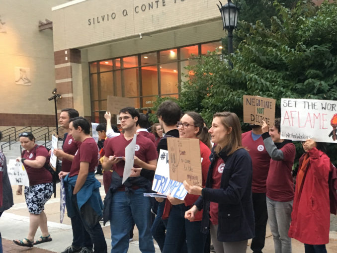 Boston City Council Voices Support for Graduate Student Workers