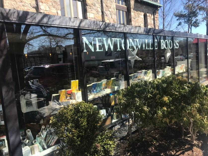 A Peek Inside Newtonville Books