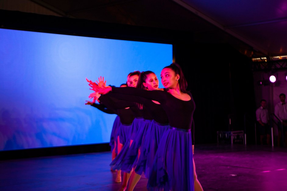 Dance Groups Unite for Vivid Display of Talent at Showcase
