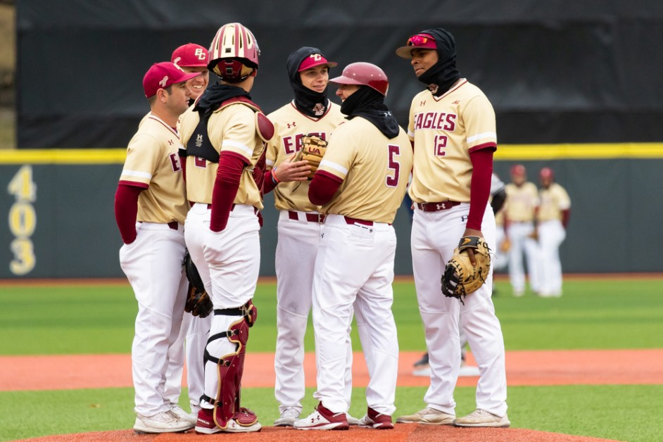 Eagles Swept for First Time at No. 12 UNC