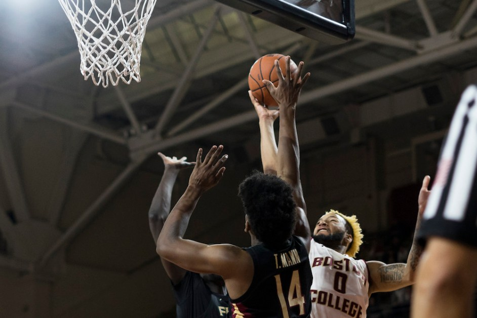 BC's Athletic Struggles Only Magnified by March Madness