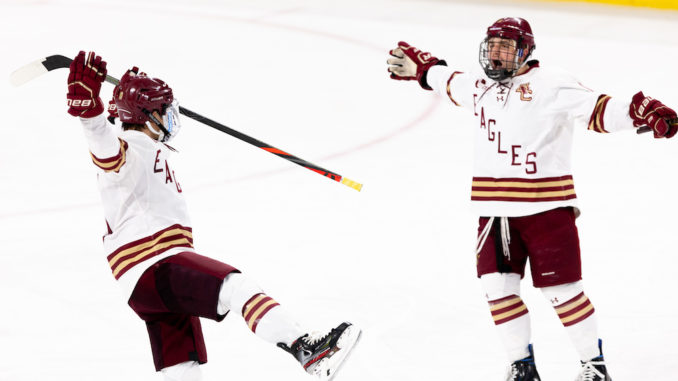 A Tale of Two Simulations: BC's Computerized National Championship Runs