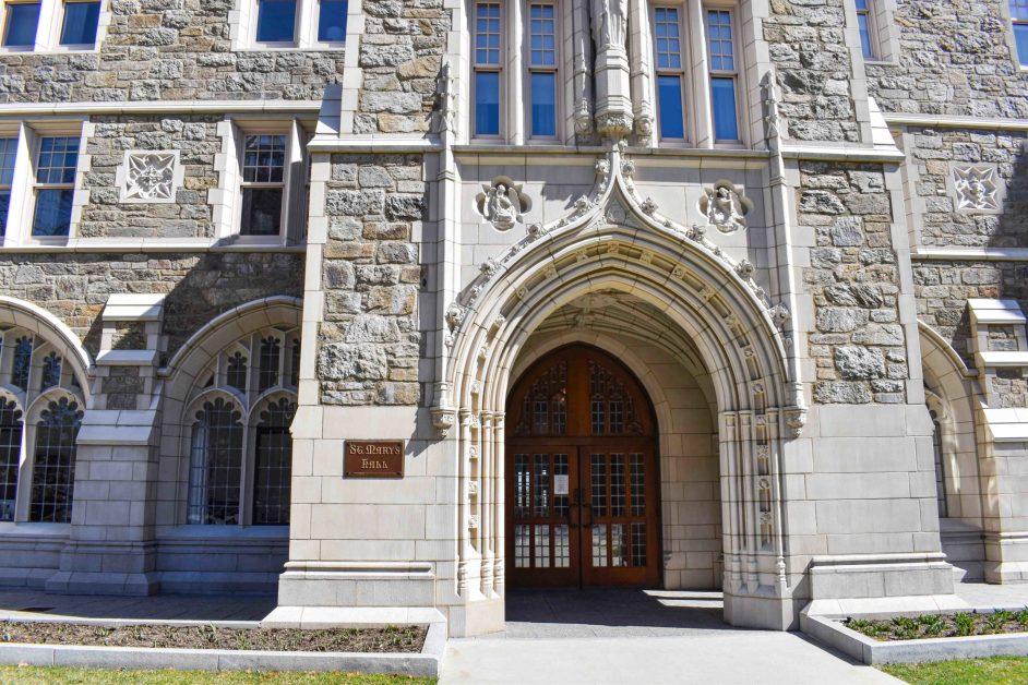 Three BC Grad Schools Rank in 'U.S. News' Top 30