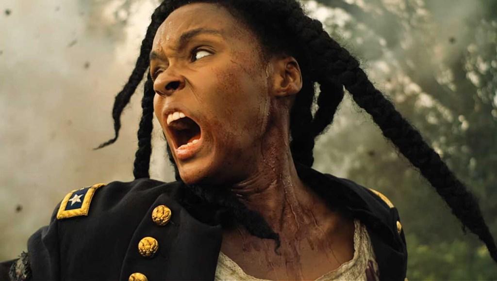 'Antebellum' Wrestles With Slavery's Enduring Influence