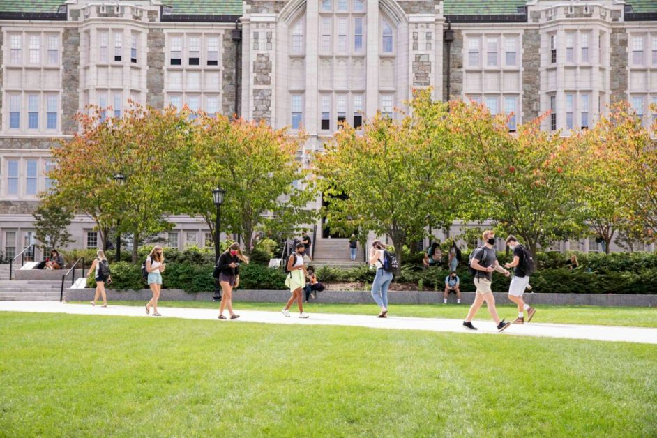 Student Files Lawsuit Against BC Seeking Tuition Refund