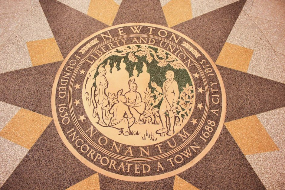 Newton to Re-Evaluate City Seal