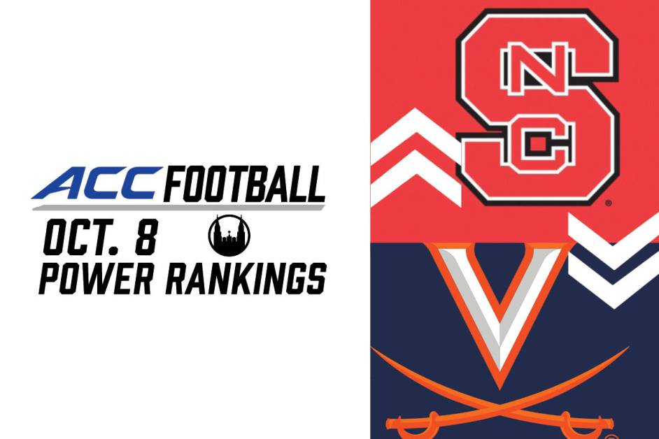 ACC Power Rankings: Clashes of Titans