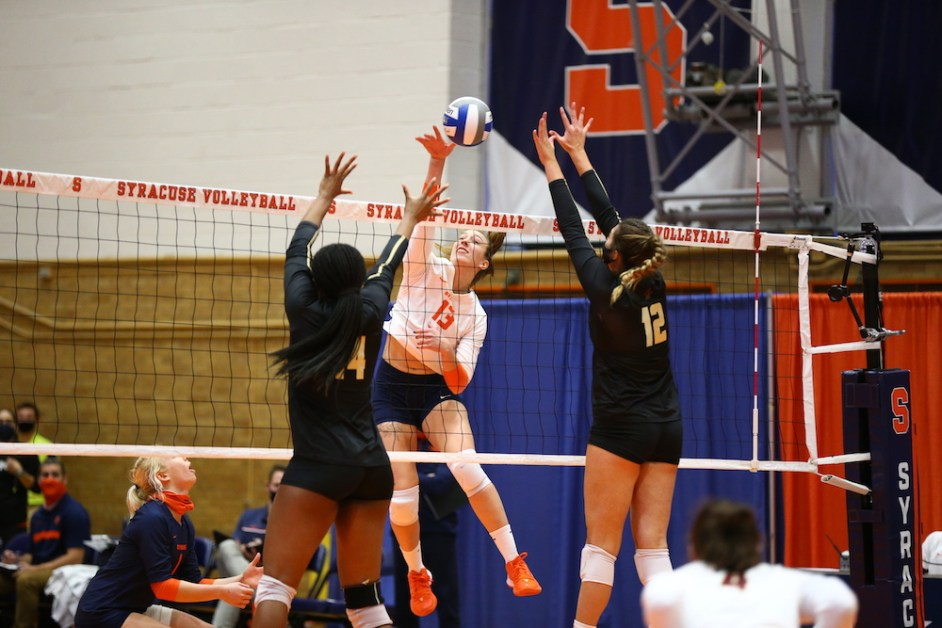 BC Falters Against Orange Offense, Unable To Secure First Victory