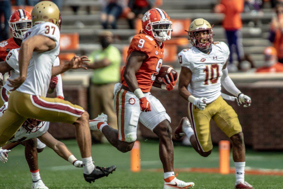 Notebook: Eagles Prove They Can Contend With Nation's Best