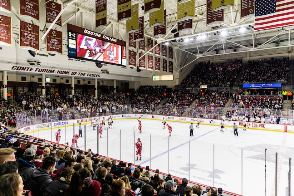 Hockey East Announces Start of 2020-21 Season