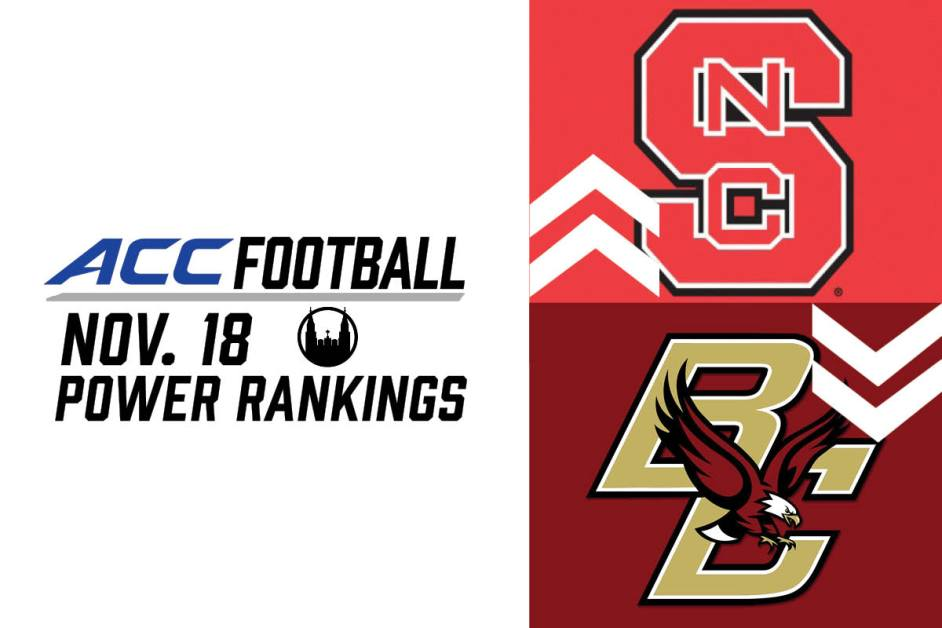 ACC Power Rankings: Order Largely Unchanged as Cancellations Abound