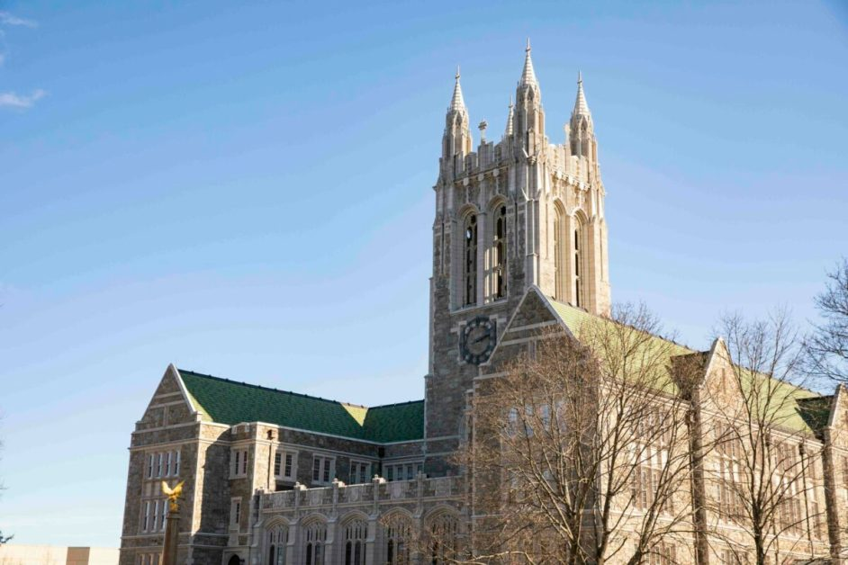 Weekly Undergrad Positivity Rate Falls to .57 Percent, BC Cautions Students as Finals Approach