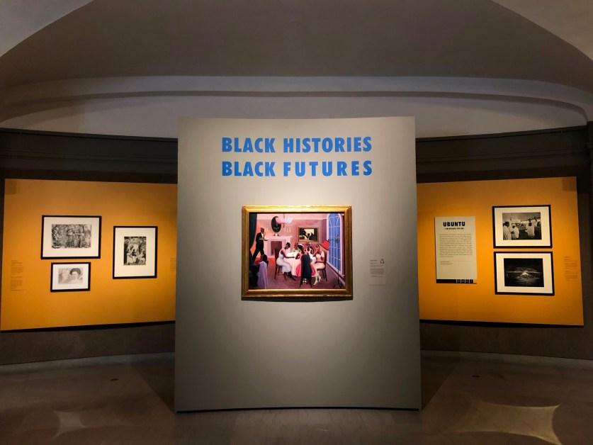 Boston Teens Curate 'Black Histories, Black Futures' Exhibit at the MFA