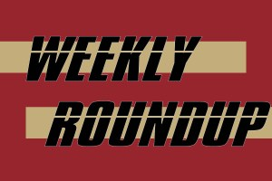 Weekly Sports Roundup