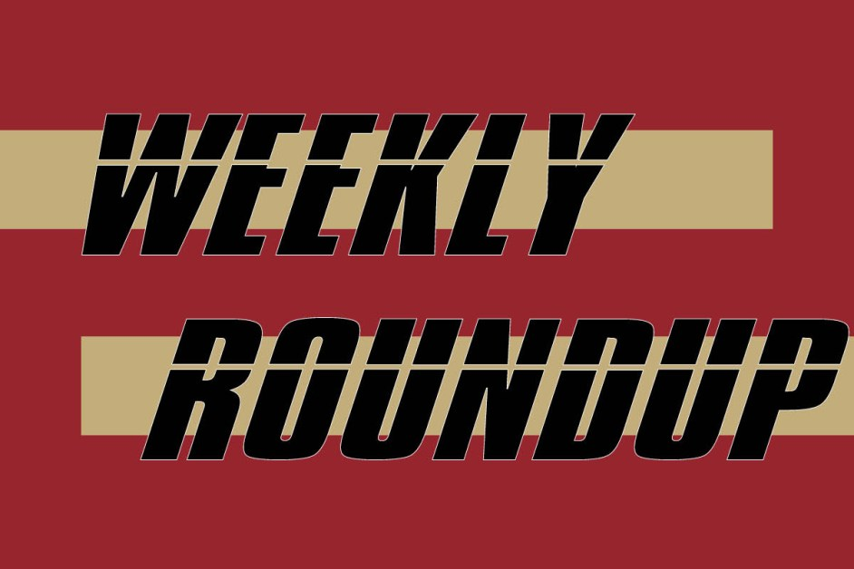 Weekly Sports Roundup: Week Of April 19