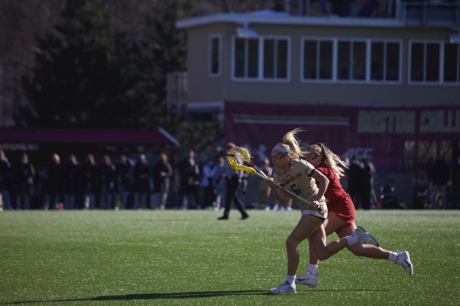 BC Earns Second Ranked Victory of the Season With Win Over UMass