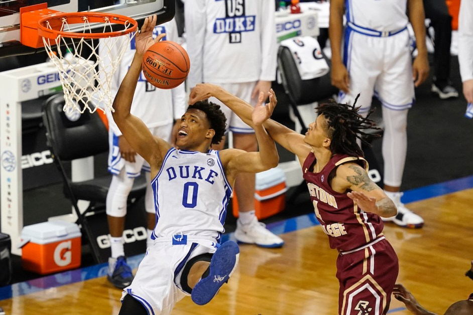 BC Falls To Duke in First Round of ACC Tournament
