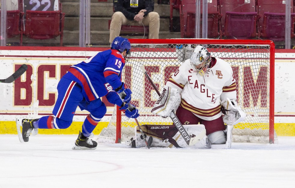 BC Collapse Leads To Double-OT Loss and Elimination From HEA Tournament