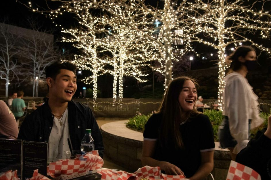 Cheap Food, On-Campus Drinks Draw Students to BC After Dark