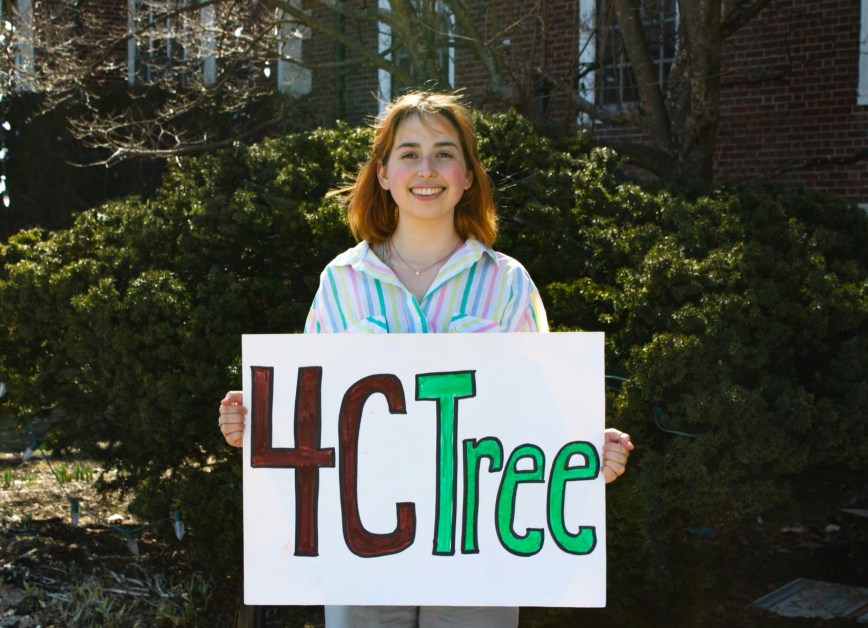 4C Tree Project Commemorates Lives Lost in Newton to COVID-19