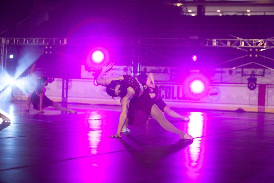 Dancers Perform Despite Showdown Cancellation
