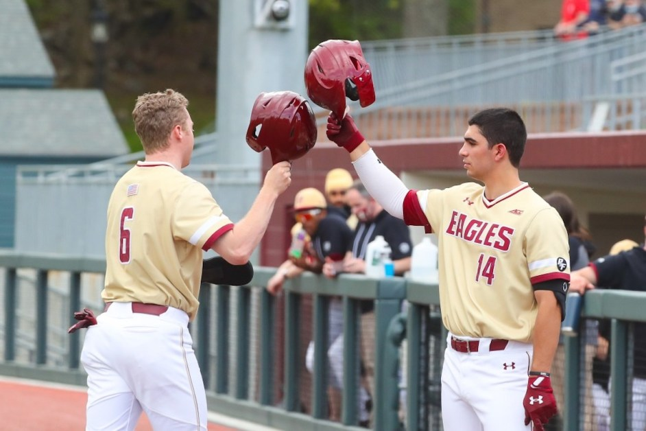 Gold Puts on a Show, Eagles Take Series Over Miami