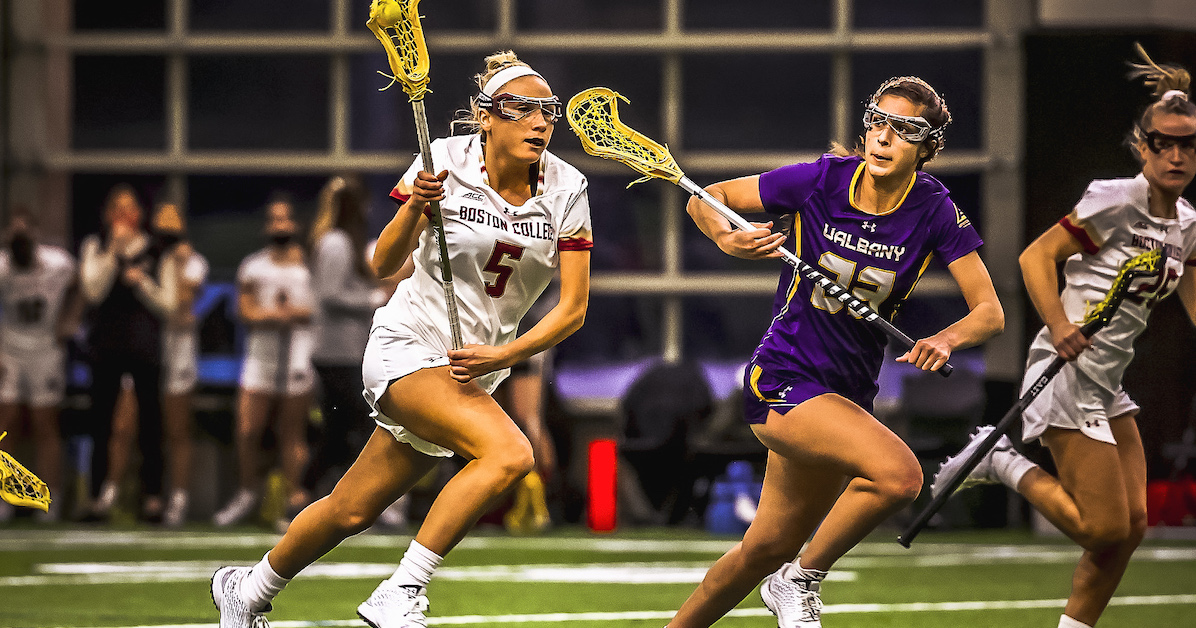 'Heights' 2020-21 Breakout Female Athlete of the Year: Belle Smith