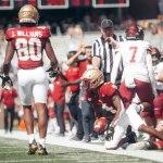 Eagles Roll Over Colgate in Shutout Opener