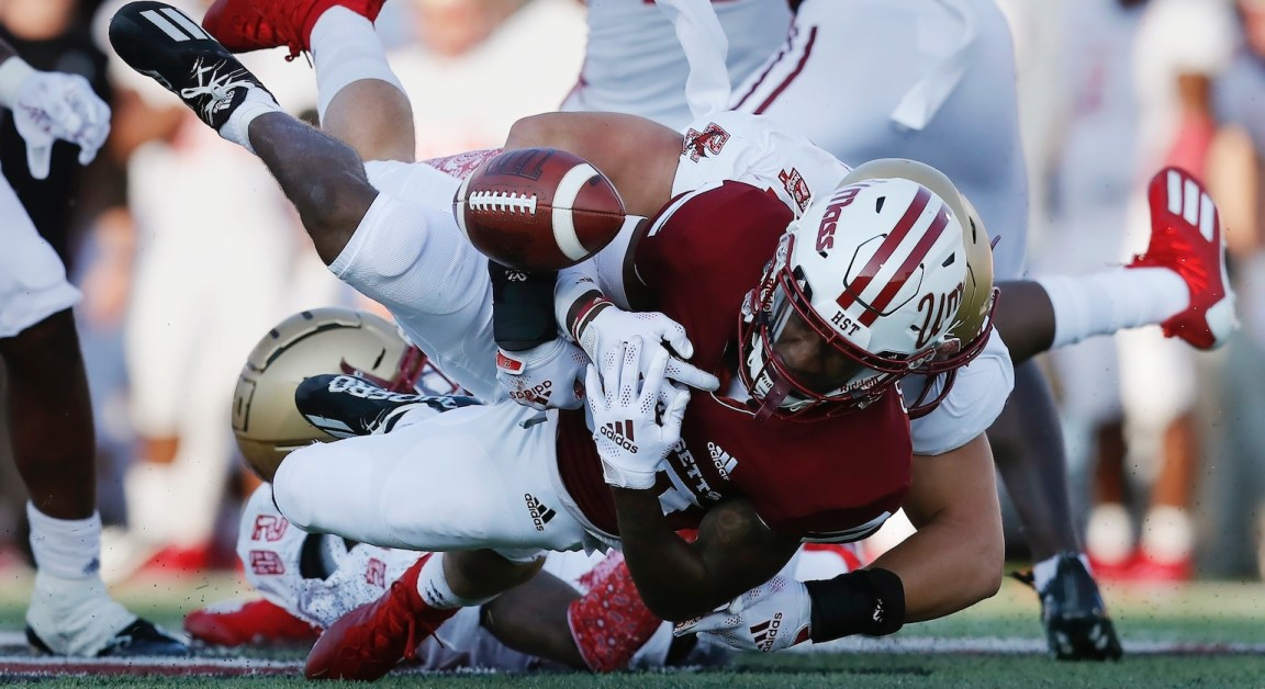 Penalties, Injuries Haunt BC, Eagles Escape With Win