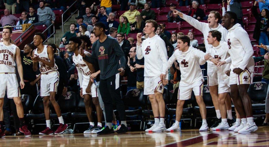 BC Men's Basketball Lands Class of '22 Guard Chas Kelley