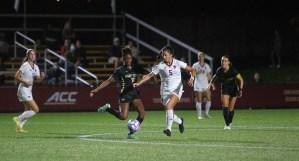 bosston college women's soccer
