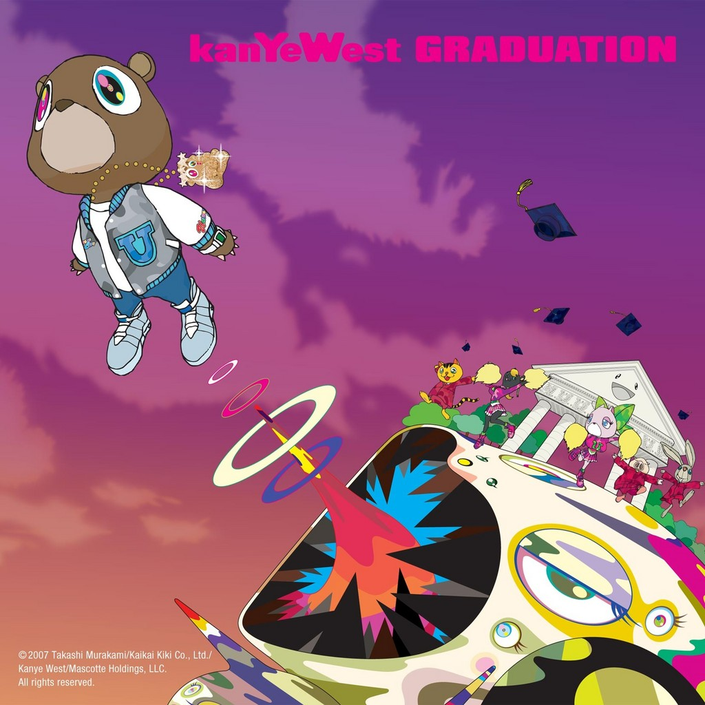 Image result for Kanye West Graduation