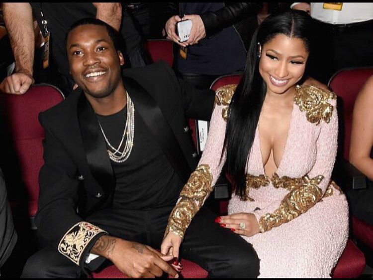 Image result for meek mill and nicki minaj