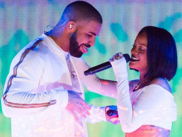 Drake & Rihanna Visit Make-A-Wish Foundation Cancer Patient Together