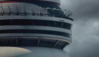 Drake Views Album Artwork