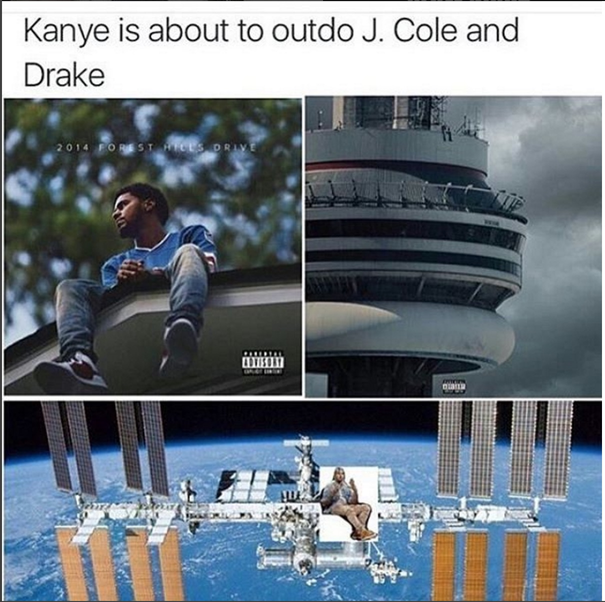 Memes About Kanye Drake Amp The Avengers HipHopDX