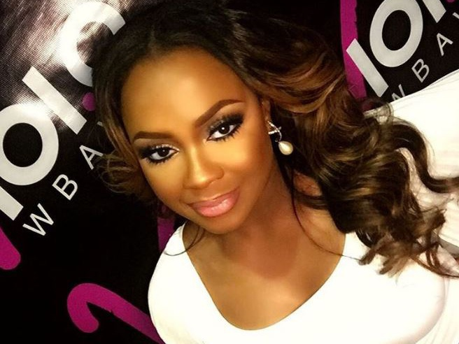 Drama Allegedly Threatens To Blow Up Phaedra Parks' Office