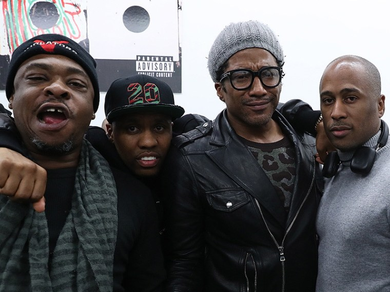 "A Tribe Called Quest Won't Settle For Grammy's ""Consolation Prize"""