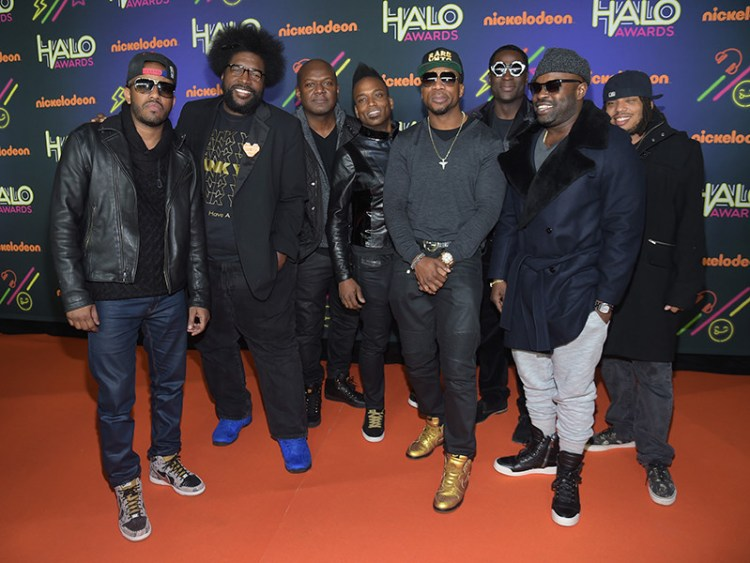 "The Roots Featured On Motown's ""Detroit"" Soundtrack"
