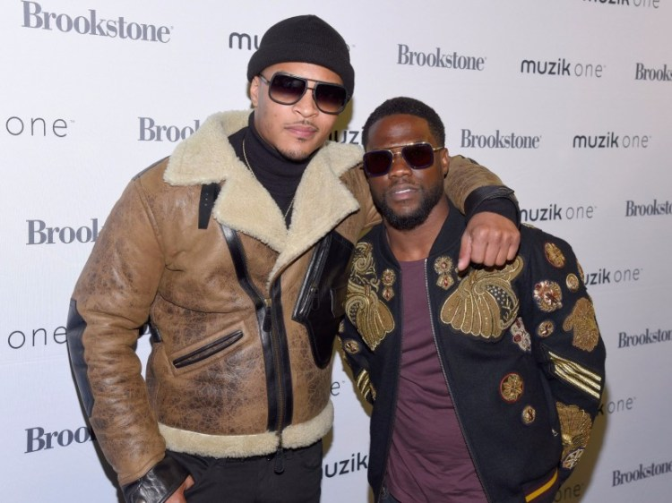 """T.I. & Kevin Hart's """"The Studio"""" Heading To Showtime"""