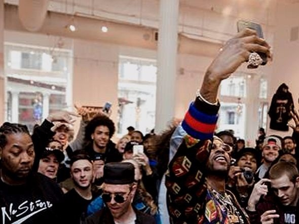 2 Chainz NYC Listening Party Shut Down