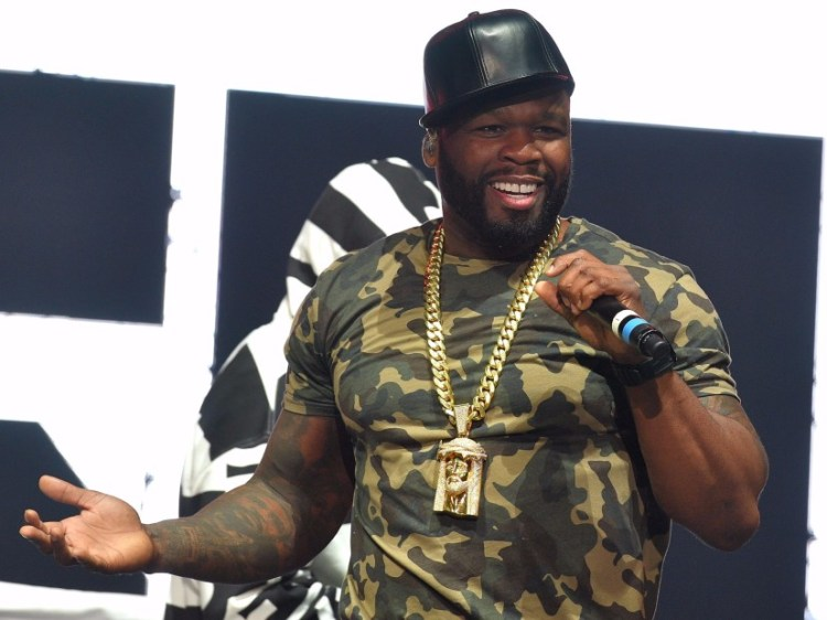 """50 Cent To Conor McGregor: """"You Fightin' Floyd Not Me Fool"""""""