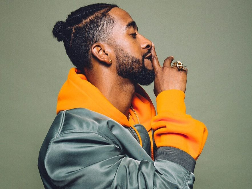 DXclusive Omarion Reveals Story Behind Upcoming Album