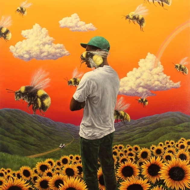 Tyler The Creator Flower Boy cover