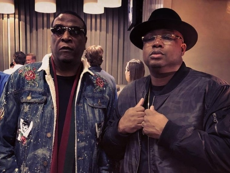 "E-40 Links Up With B-Legit For ""Connected & Respected"" Album"