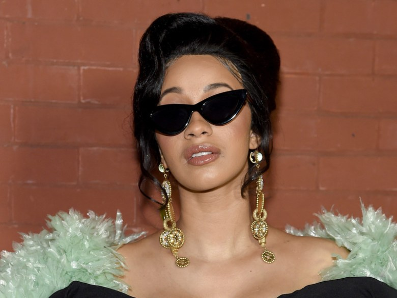 """Cardi B Reveals Release Date For Debut Album """"Invasion Of Privacy"""""""